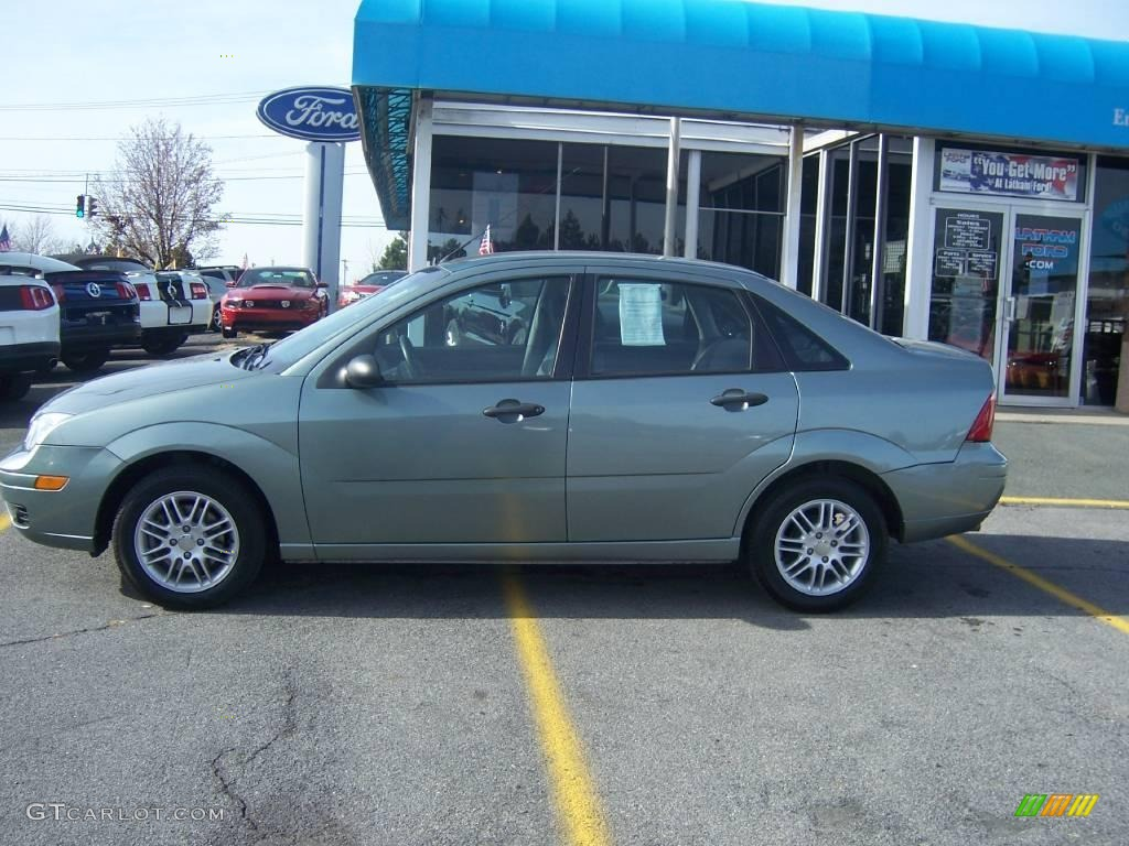 2006 light tundra metallic ford focus zx4 se sedan 21555289 car color galleries. Black Bedroom Furniture Sets. Home Design Ideas