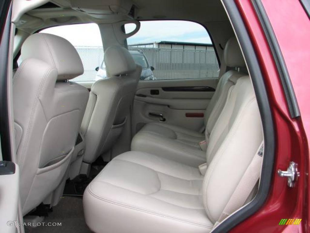 on 2006 Cadillac Escalade Esv Interior Colors