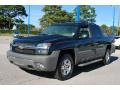 Forest Green Metallic 2002 Chevrolet Avalanche Gallery