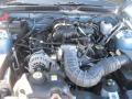 2007 Windveil Blue Metallic Ford Mustang V6 Premium Convertible  photo #28