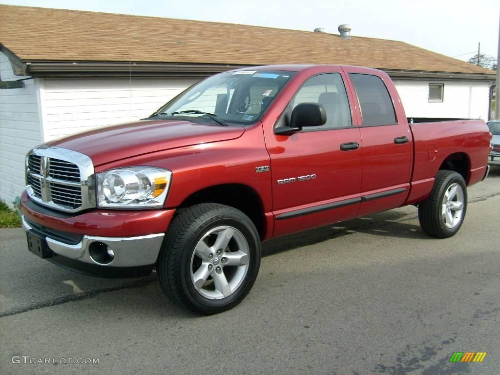 2007 dodge ram 1500 slt quad cab specs. Black Bedroom Furniture Sets. Home Design Ideas