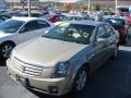 2004 Cashmere Cadillac CTS Sedan  photo #2