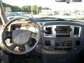 2008 Bright Silver Metallic Dodge Ram 1500 Big Horn Edition Quad Cab  photo #11