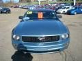 2006 Windveil Blue Metallic Ford Mustang V6 Deluxe Coupe  photo #10