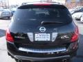 2006 Super Black Nissan Murano SL AWD  photo #7