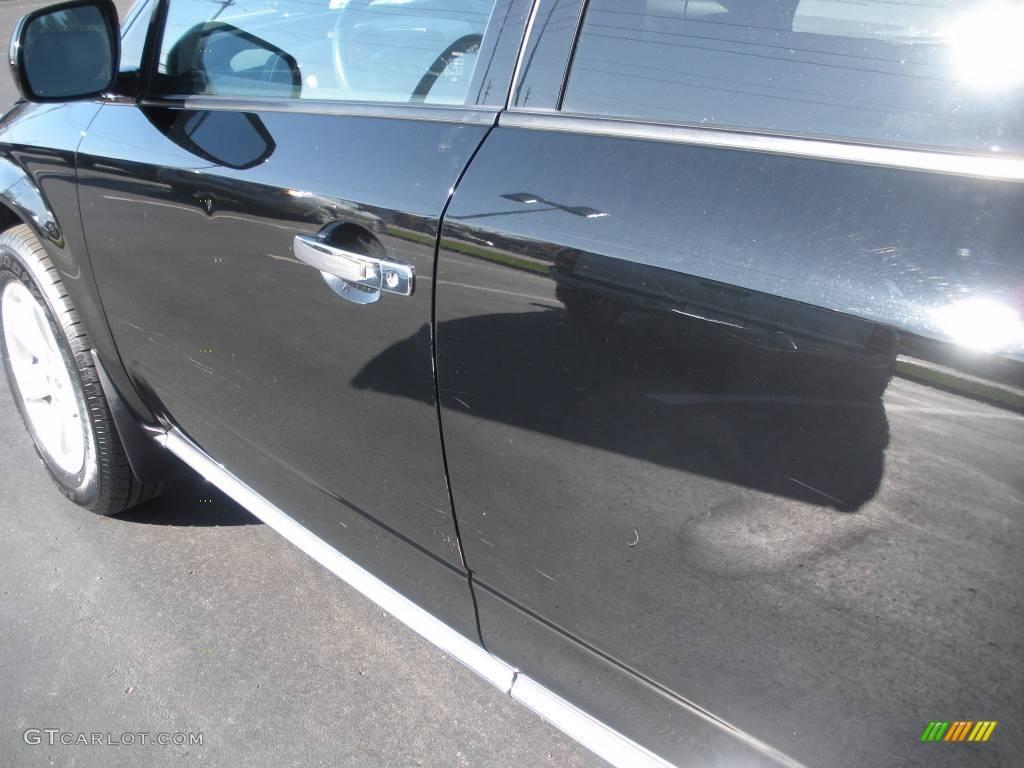 2006 Murano SL AWD - Super Black / Charcoal photo #9