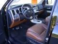 2007 Black Toyota Tundra Limited Double Cab  photo #26
