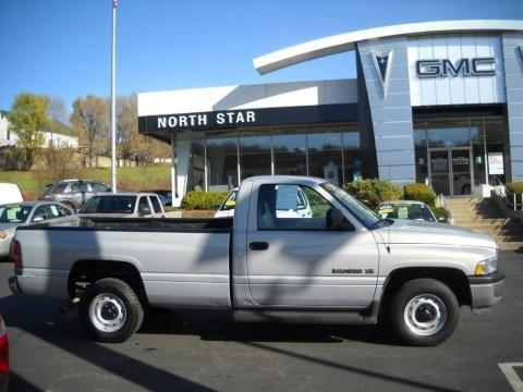 1999 Dodge Ram 1500 Regular Cab Data, Info and Specs