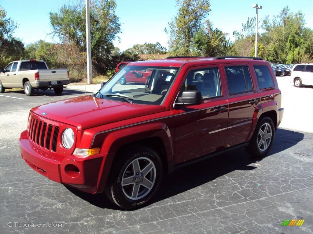 Jeep Patriot Warranty