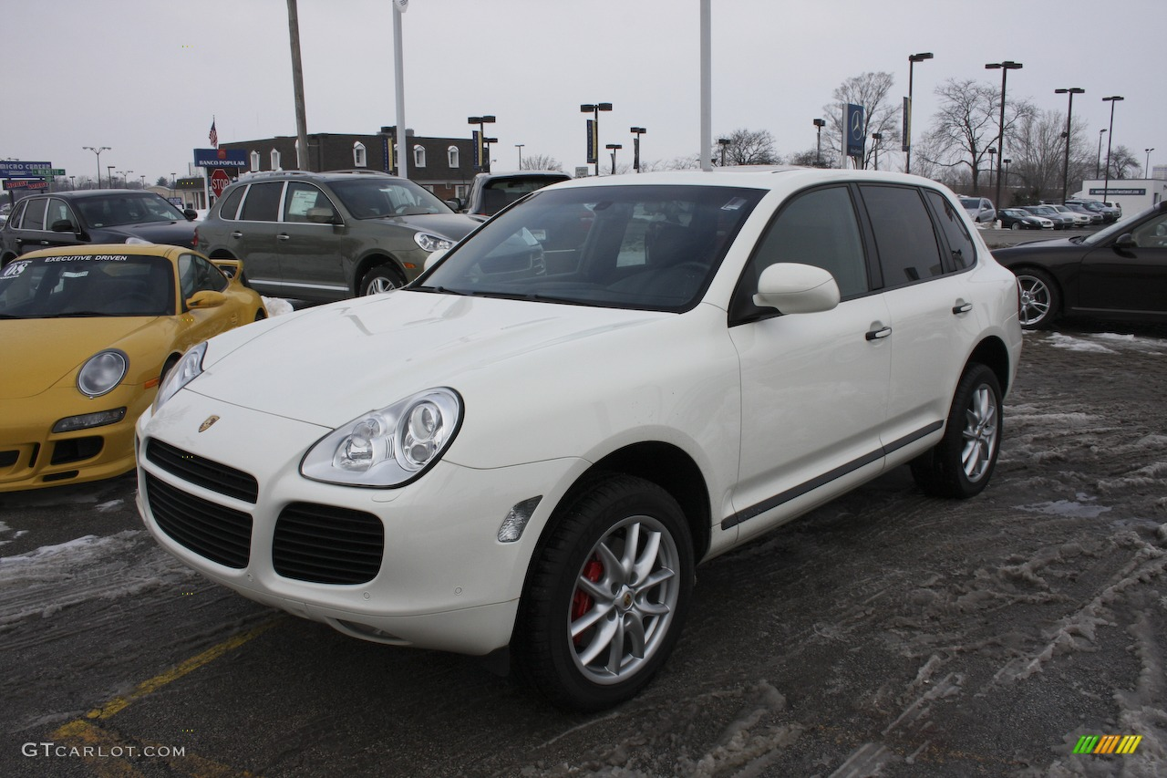 2005 sand white porsche cayenne turbo 1861496 photo 14 car color galleries. Black Bedroom Furniture Sets. Home Design Ideas