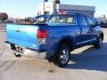 2008 Blue Streak Metallic Toyota Tundra Double Cab 4x4  photo #6