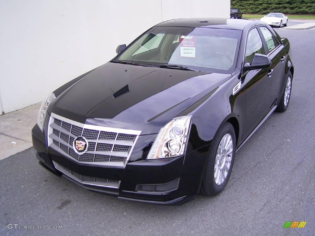 2010 black raven cadillac cts 3 0 sedan 21781367. Black Bedroom Furniture Sets. Home Design Ideas