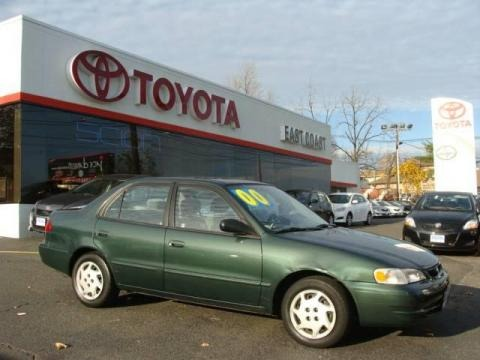 2000 toyota corolla le data info and specs. Black Bedroom Furniture Sets. Home Design Ideas