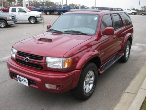 2002 toyota 4runner sport edition data info and specs. Black Bedroom Furniture Sets. Home Design Ideas