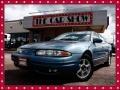 Opal Blue Metallic 1999 Oldsmobile Alero GL Sedan