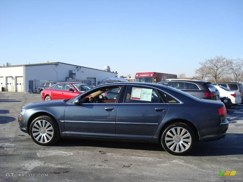 2005 northern blue pearl audi a8 4 2 quattro 2163807 car color galleries. Black Bedroom Furniture Sets. Home Design Ideas