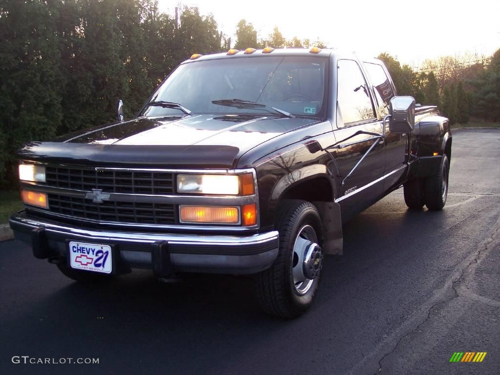 93 chevy dually