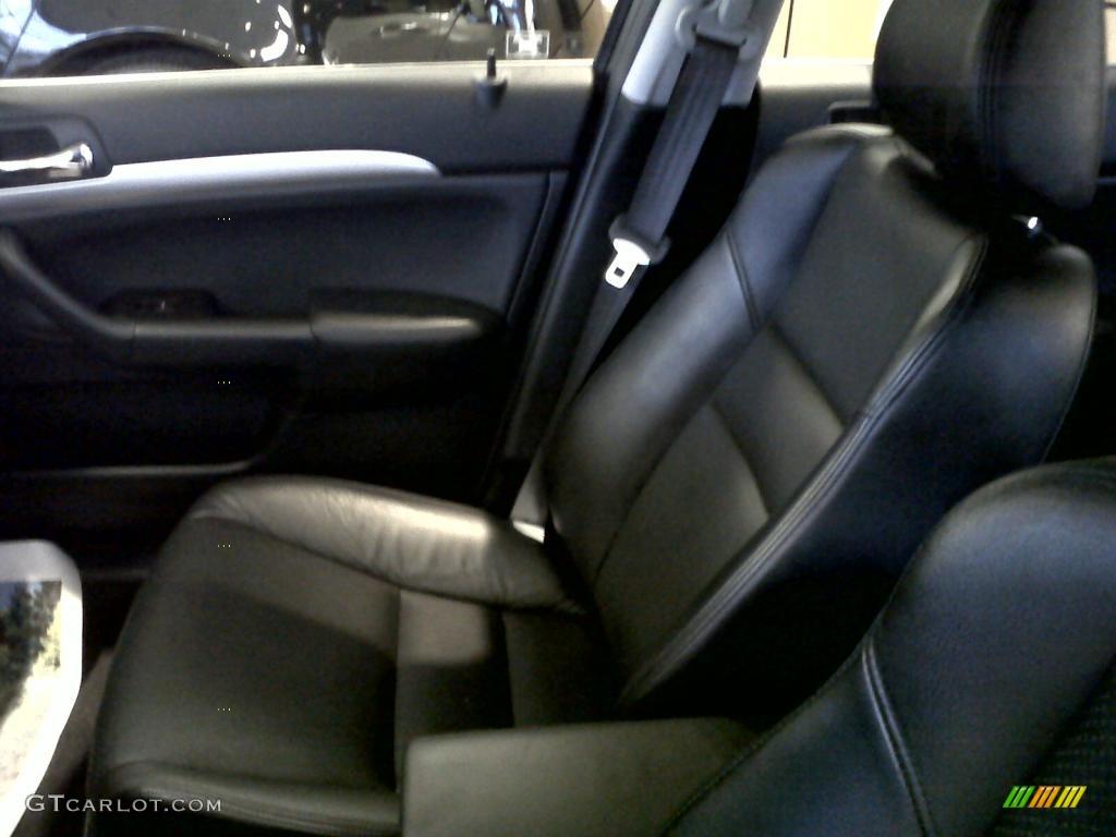 2008 TSX Sedan - Premium White Pearl / Ebony photo #7