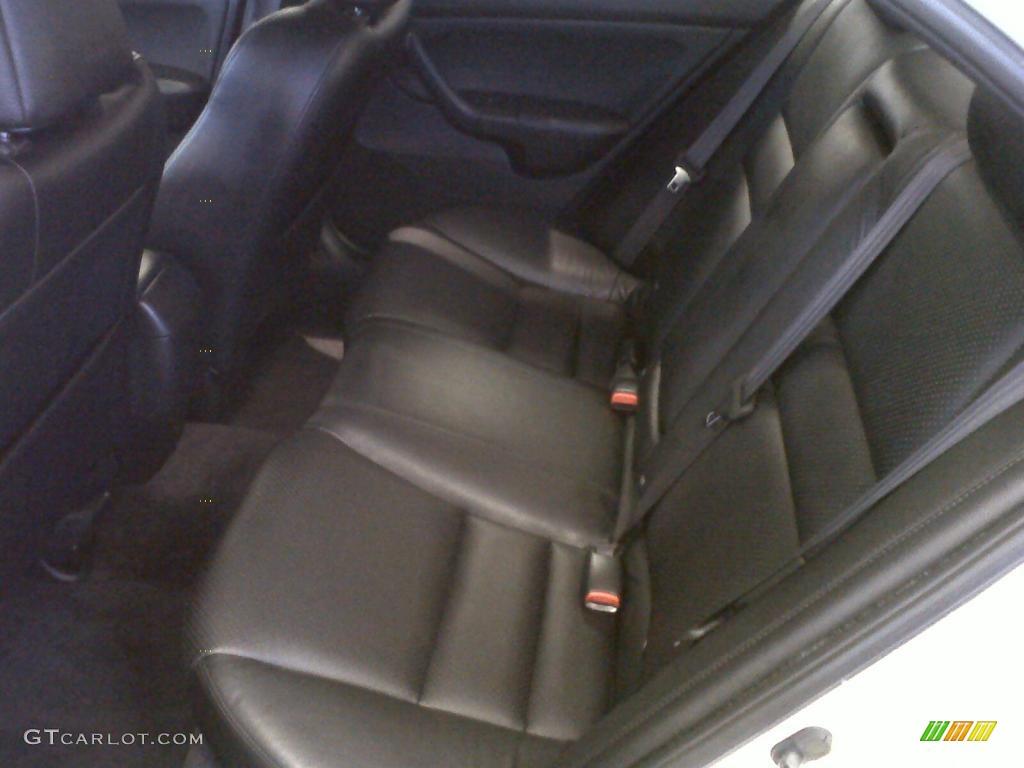 2008 TSX Sedan - Premium White Pearl / Ebony photo #8