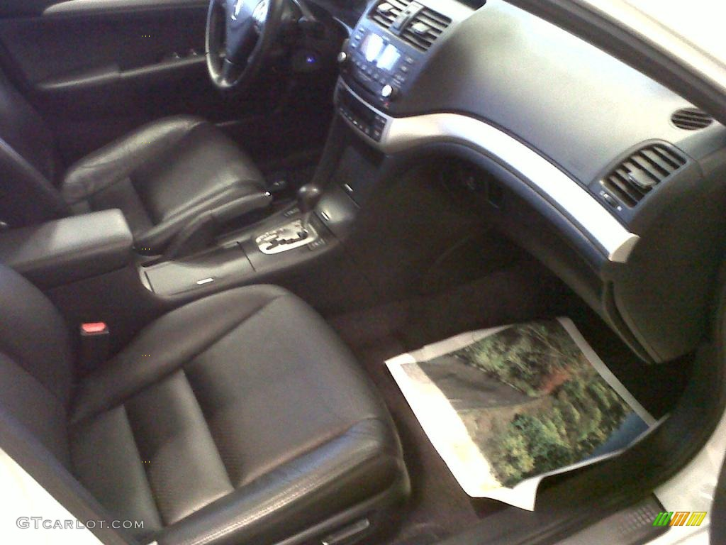 2008 TSX Sedan - Premium White Pearl / Ebony photo #11
