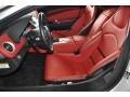2006 SLR McLaren 300SL Red Interior