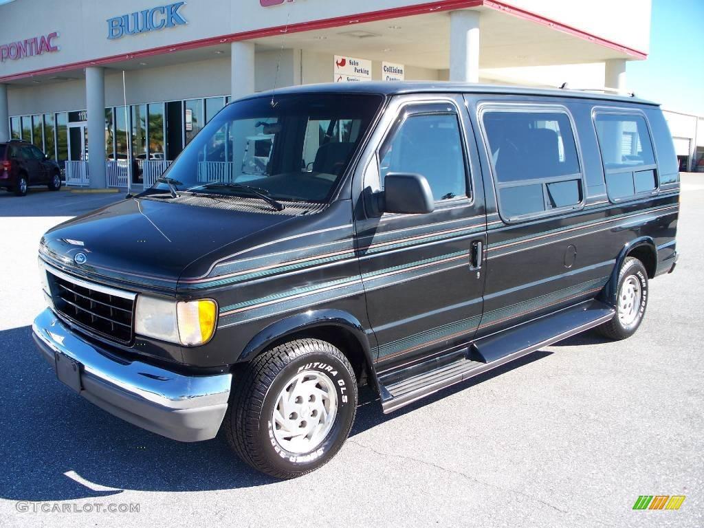 Ford econoline van specs autos post Ford econoline cargo van interior dimensions