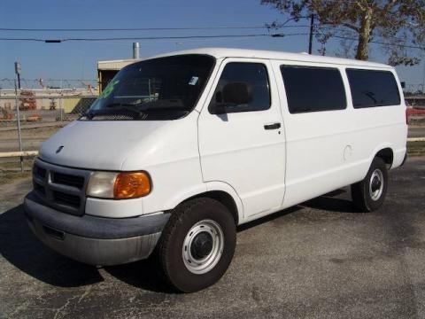 1999 Dodge Ram Van 3500 Maxi Commercial Data Info And Specs