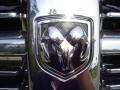 2008 Brilliant Black Crystal Pearl Dodge Ram 1500 Big Horn Edition Quad Cab 4x4  photo #13