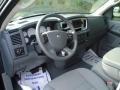 2008 Brilliant Black Crystal Pearl Dodge Ram 1500 Big Horn Edition Quad Cab 4x4  photo #23