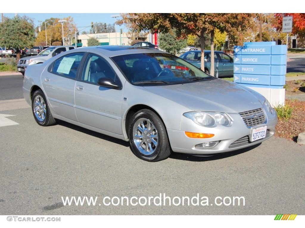 2000 Chrysler 300 2000 Bright Silver Metallic Chrysler 300 M Sedan 21923193