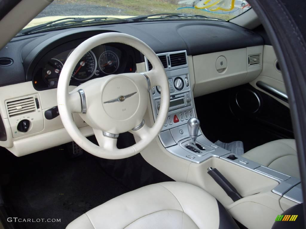 2005 chrysler crossfire limited roadster interior photo - 2004 chrysler crossfire interior ...