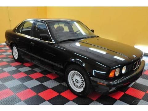 Bmw 535i 2008 >> 1989 BMW 5 Series 535i Sedan Data, Info and Specs | GTCarLot.com