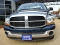 2006 Patriot Blue Pearl Dodge Ram 1500 SLT Quad Cab  photo #8