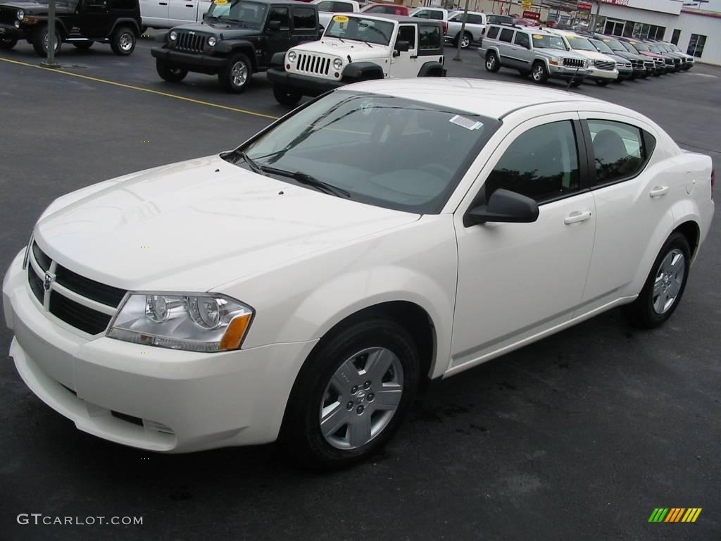 2010 stone white dodge avenger sxt 21942334 gtcarlot. Black Bedroom Furniture Sets. Home Design Ideas