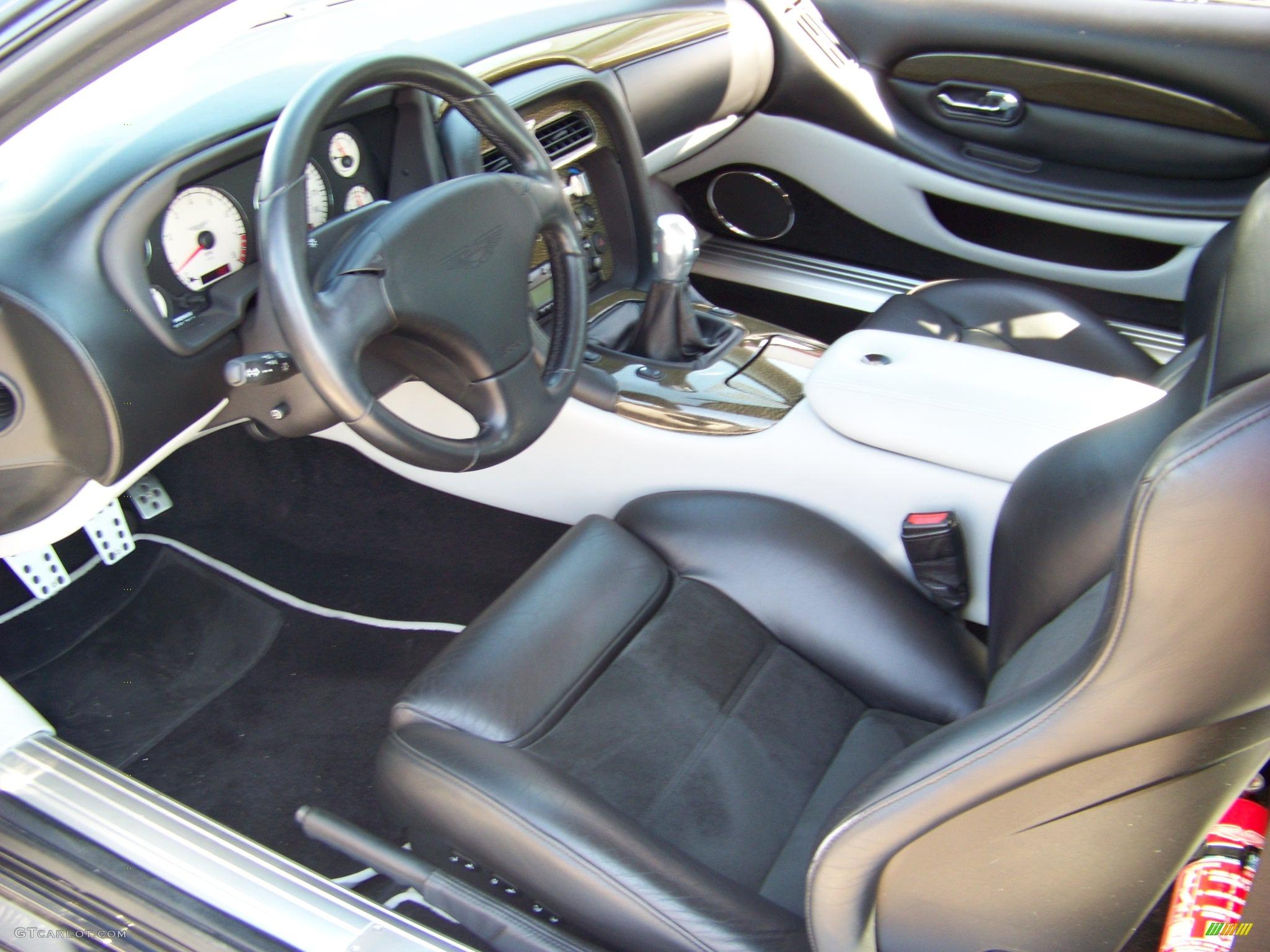 2003 Grey Aston Martin DB7 Vantage GT Coupe 220520 Photo
