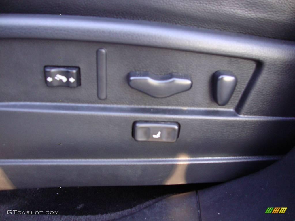 2007 Murano S AWD - Brilliant Silver Metallic / Charcoal photo #46