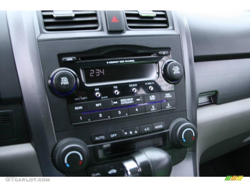2008 CR-V EX-L 4WD - Royal Blue Pearl / Gray photo #23