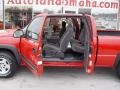 2006 Victory Red Chevrolet Silverado 1500 LT Extended Cab 4x4  photo #6