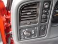 2006 Victory Red Chevrolet Silverado 1500 LT Extended Cab 4x4  photo #11