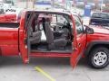 2006 Victory Red Chevrolet Silverado 1500 LT Extended Cab 4x4  photo #24