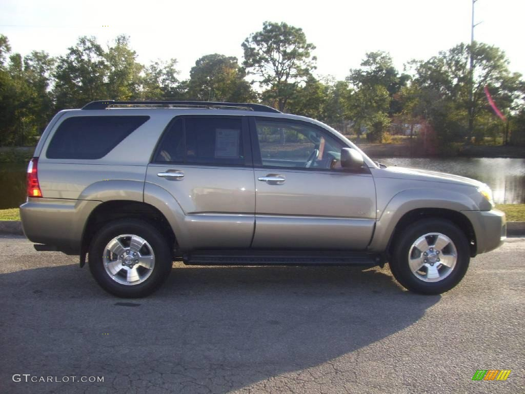 2008 driftwood pearl toyota 4runner sr5 22149731 car color galleries. Black Bedroom Furniture Sets. Home Design Ideas