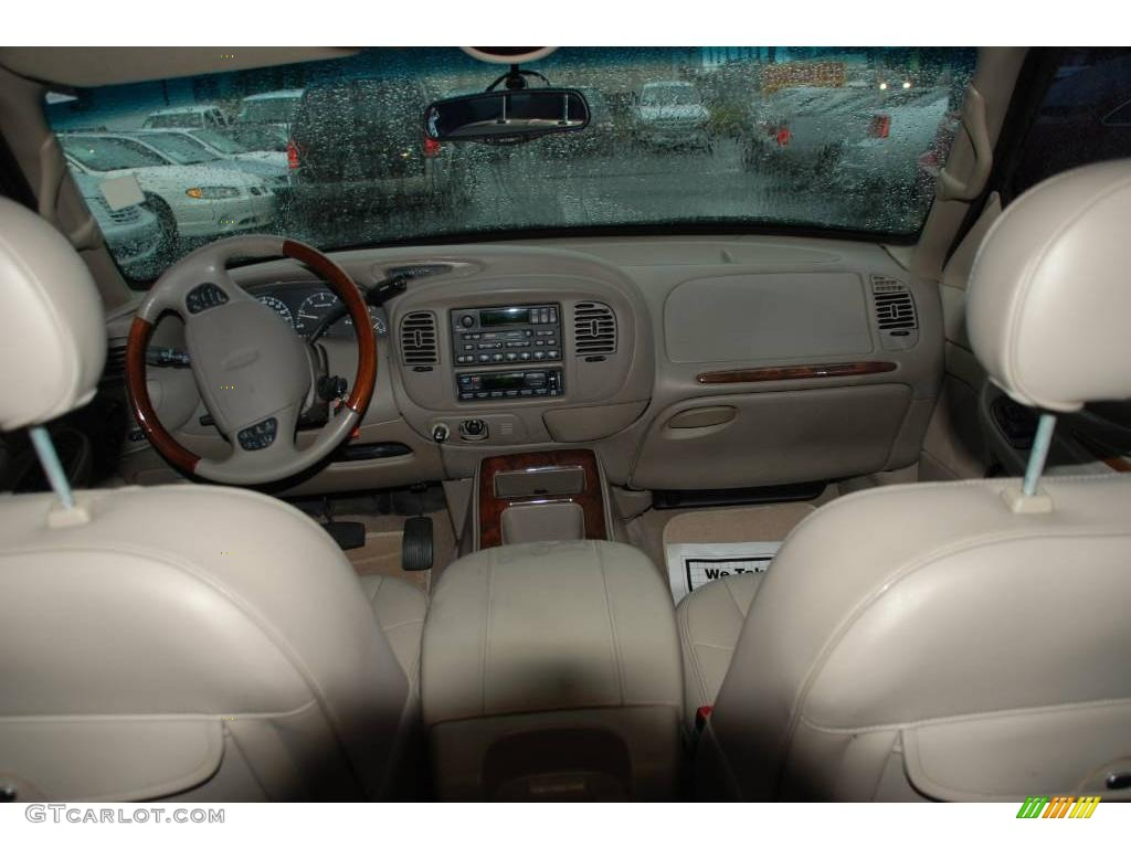 2000 Black Clearcoat Lincoln Navigator 22209313 Photo 32 Car Color Galleries