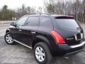 2006 Super Black Nissan Murano SL AWD  photo #5