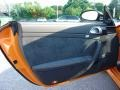 Black Door Panel Photo for 2007 Porsche 911 #22275