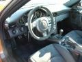 Black Prime Interior Photo for 2007 Porsche 911 #22287