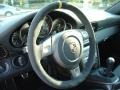 Black Steering Wheel Photo for 2007 Porsche 911 #22317