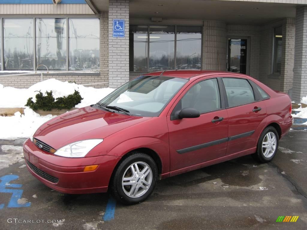 2000 ford focus red 200 interior and exterior images. Black Bedroom Furniture Sets. Home Design Ideas