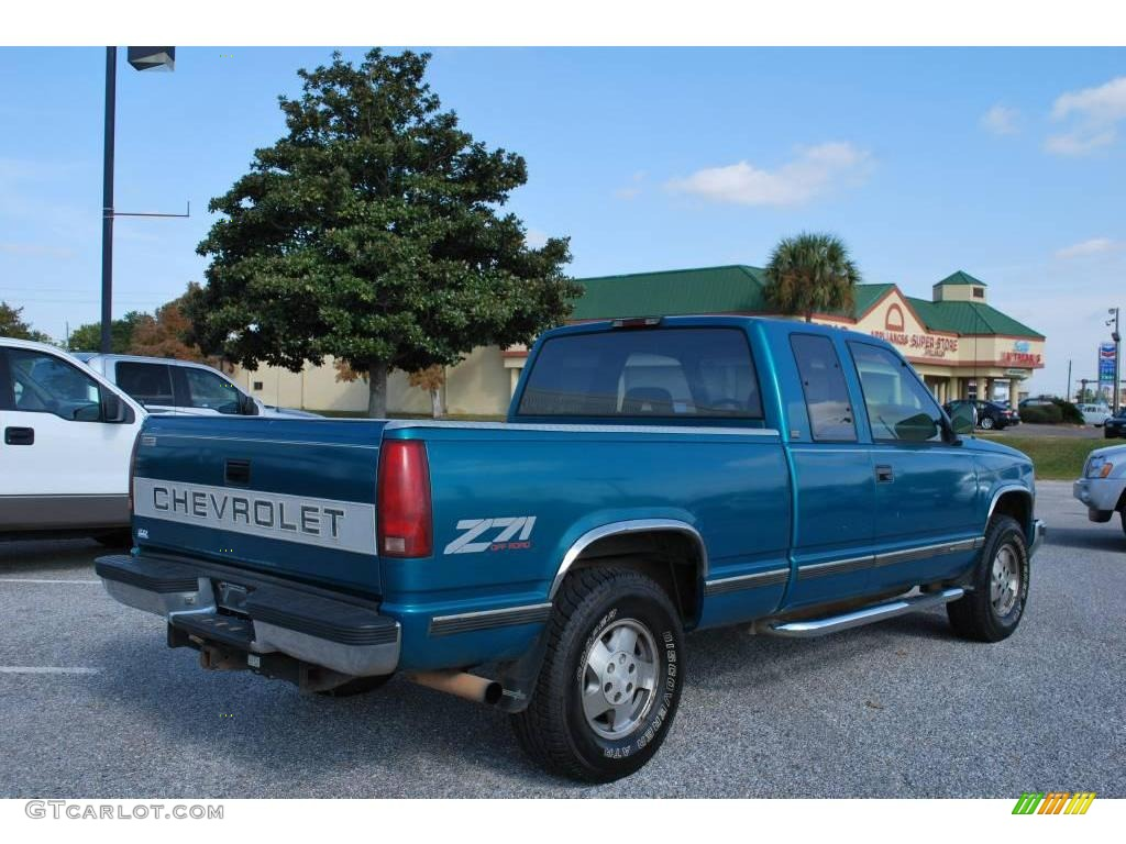 1994 chevy k1500 silverado regular cab short bed 4x4. Black Bedroom Furniture Sets. Home Design Ideas