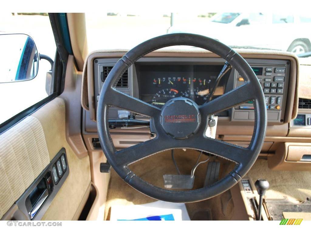 1994 Light Quasar Blue Metallic Chevrolet C K K1500 Z71