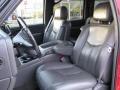 2006 Victory Red Chevrolet Silverado 1500 LT Crew Cab 4x4  photo #9